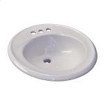 American StandardKentucky Round Countertop Sink - White