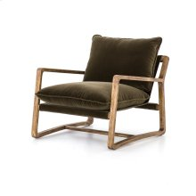 Olive Green Cover Ace Chair