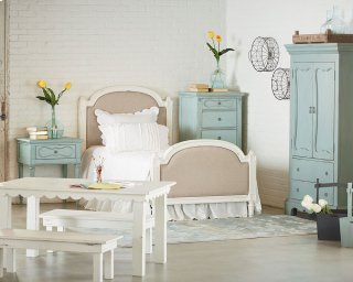 French Inspired Youth Bedroom