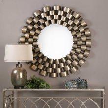 Taurion Round Mirror