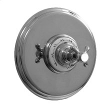 """3/4"""" Round Deluxe Thermostatic Shower Set with 481 Handle"""