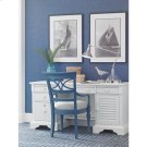 Retreat-Computer File Desk in Saltbox White Product Image