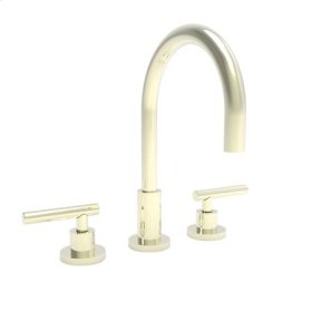 French Gold - PVD Widespread Lavatory Faucet