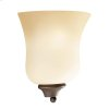 Wedgeport Collection Wedgeport 1 Light Wall Sconce in Olde Bronze