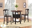 3 Piece Pack Counter-height Dinette Product Image