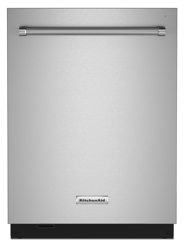 KitchenAid44 Dba Dishwasher In Printshield(tm) Finish With Freeflex(tm) Third Rack - Stainless Steel With Printshield(tm) Finish