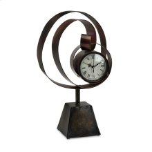 Curly Clock