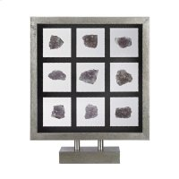 Natural Mineral Table Top Display Product Image