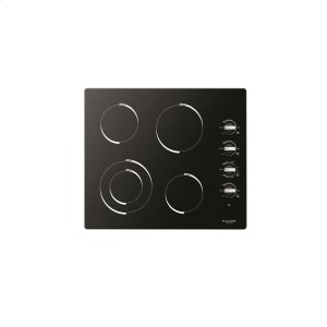 "Fulgor Milano24"" Electric Radiant Cooktop"