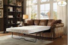 Sofa with Sleeper Sofa: 90 x 36.5 x 36.25H Sleeper Mattress: 60 x 71.75 x 4.75H