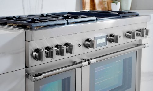 36-Inch Pro Harmony® Standard Depth Dual Fuel Range