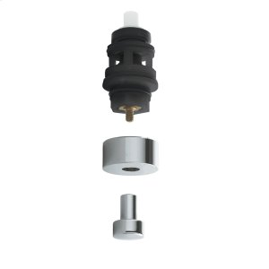 3-Way Diverter Valve & Trim