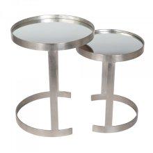 2 Piece Nest Table Set