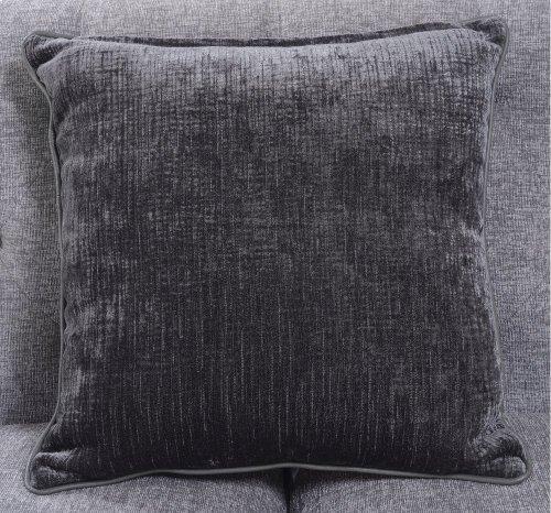 Emerald Home Patricia Sofa W/4 Pillows Pewter U3290-00-03
