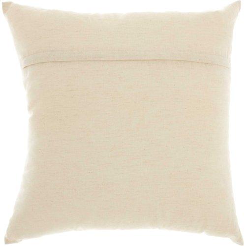 "Trendy, Hip, New-age Rn006 Natural 18"" X 18"" Throw Pillows"