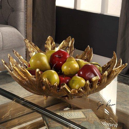 Oak Leaf Bowl
