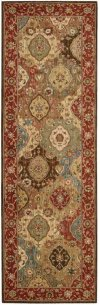 LIVING TREASURES LI03 MTC RUNNER 2'6'' x 8'