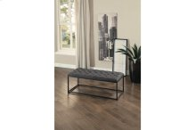 Bench, Dark Gray