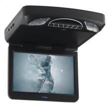 """13.3"""" Digital High Def Overhead Monitor System with DVD and HD Inputs"""