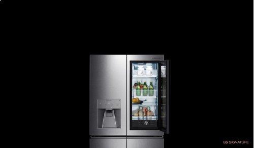 LG SIGNATURE 31 cu. ft. InstaView Door-in-Door® Refrigerator
