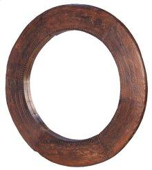 Monumental Wood Mirror