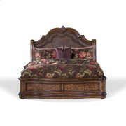 San Mateo Sleigh Style Style Queen Headboard Product Image