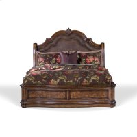 San Mateo Sleigh Style King / California King Footboard Product Image