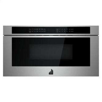 "30"" RISE Undercounter Microwave Oven with Drawer Design, RISE"