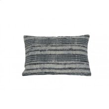Pillow 60x40 cm KEMER grey-white
