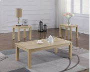 6612 3-Piece Coffee Table Set Product Image