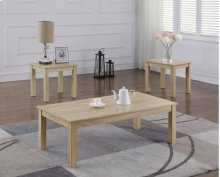 6612 3-Piece Coffee Table Set