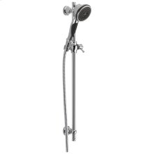 Chrome Premium 3-Setting Slide Bar Hand Shower