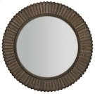 Clarendon Round Mirror in Arabica (377) Product Image