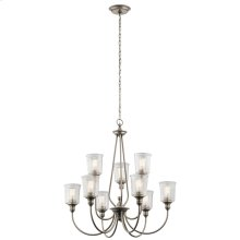 Waverly Collection Waverly 9 Light Chandelier CLP