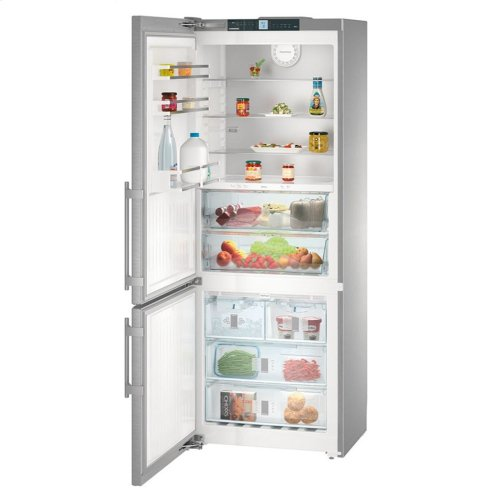 Cbs1661 In By Liebherr In Woodbridge Va 30 Fridge Freezer With