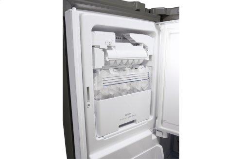 24 cu. ft. Large Capacity 3-Door French Door Refrigerator