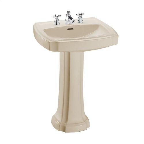 Guinevere® Pedestal Lavatory - Bone