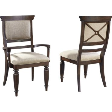 Jessa Dining Arm Chair