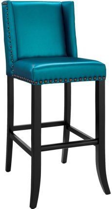 Denver Blue Bar Stool Product Image