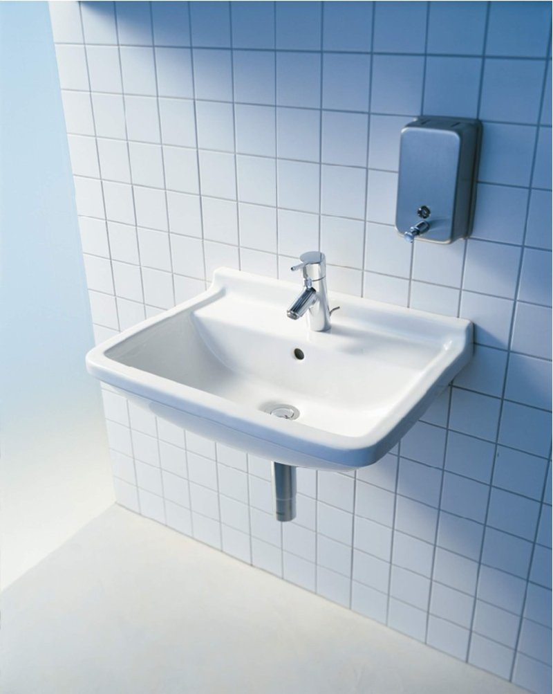 0300500000 in White by Duravit in Vancouver, BC - Starck 3 Washbasin ...