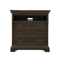 Caldwell 4 Drawer Media Chest Product Image