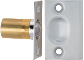 Ball Catch in (US26D Satin Chrome Plated)