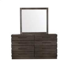 Stackhaus Framed Dresser Mirror