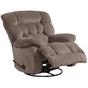 Chaise Swivel Glider Recliner Product Image