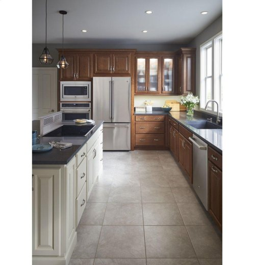 """GE Cafe™ Series 30"""" Built-In Single Convection Wall Oven"""