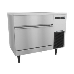 HoshizakiIM-200BAC, Square Cuber Icemaker, Air-cooled, Built in Storage Bin
