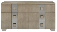 Mosaic Dresser in Mosaic Dark Taupe (373)