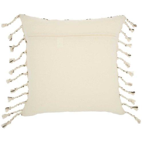 "Life Styles Gt119 Natural 20"" X 20"" Throw Pillows"