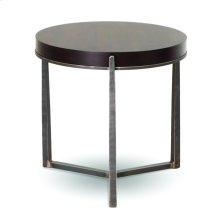 Cooper Round End Table