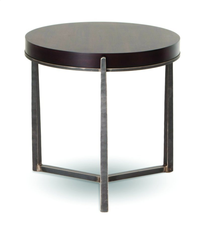 6034 In By Charleston Forge In Frankfort Il Cooper Round End Table